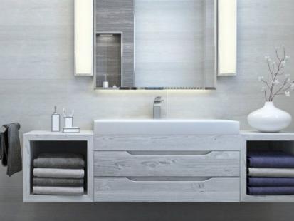 Nowe oblicze łazienki dzięki modnym dodatkom