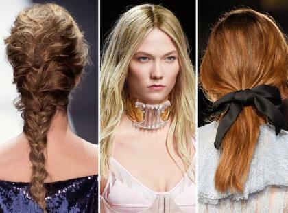 Najmodniejsze fryzury na jesień 2016