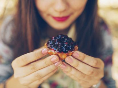 Poznaj cudowne właściwości czarnych jagód!