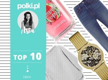 Top 10 lipca - wybór redaktor Mody