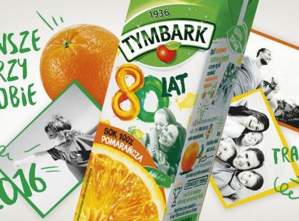 Pokaż, jak kochasz życie i wygrywaj wspaniałe nagrody od marki Tymbark!