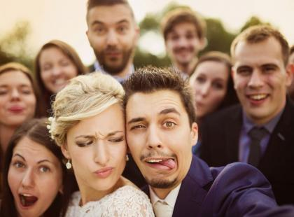 5 sytuacji, które nie spodobają się weselnym gościom