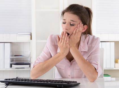 Poznaj 5 sytuacji, które świadczą o tym, że powinnaś zmienić pracę