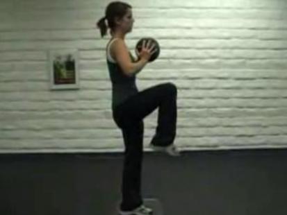 Ćwiczenia na stepie dla zaawansowanych - video