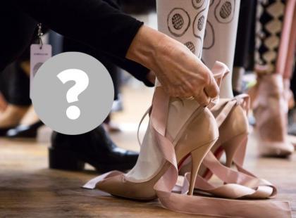 Ranking najsłynniejszych butów świata. Od Kopciuszka po McQueena...