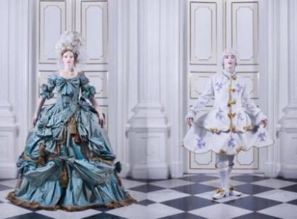 Rokokowa moda we wnętrzach wilanowskiego pałacu