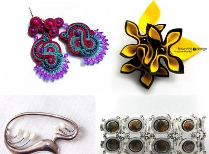 Modna i elegancka biżuteria