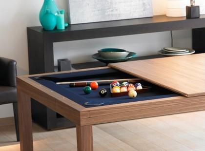 Bilard i stół jadalny w jednym, czyli Fusion Tables