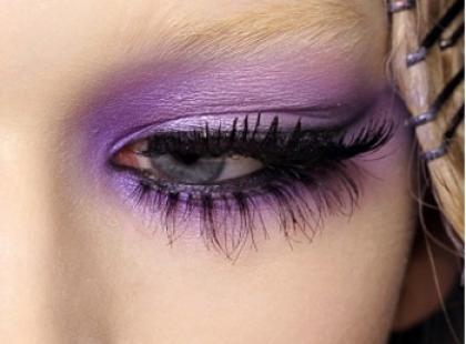 Tendencje w makijażu: Lawenda w promieniach słońca