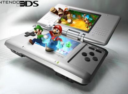 Nintendo 3DS – trójwymiarowa konsola przenośna