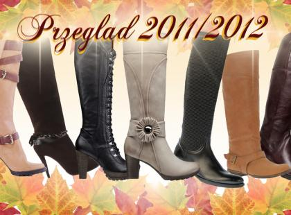 Modne kozaki na jesień i zimę 2011/2012!