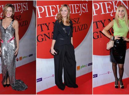 Kreacje gwiazd na gali Viva Najpiękniejsi 2011