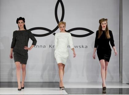 Kolekcja karnawałowa - pokaz Anny Krzyżanowskiej