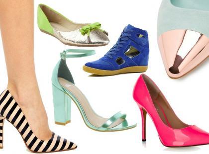 Buty na wiosnę - 6 modnych trendów!