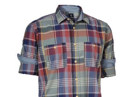 Koszule męskie Cottonfield sezon wiosna/lato 2012