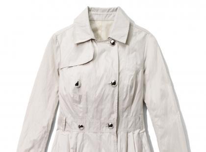 Kolekcja płaszczy marki  Reserved jesień-zima 2012
