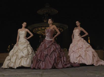 Suknie ślubne Miss Paris
