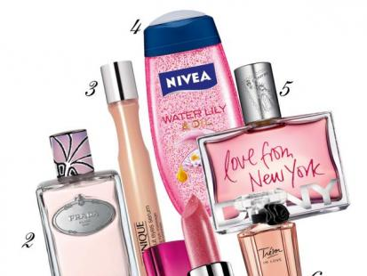 Letnie kosmetyki w pełnym rozkwicie