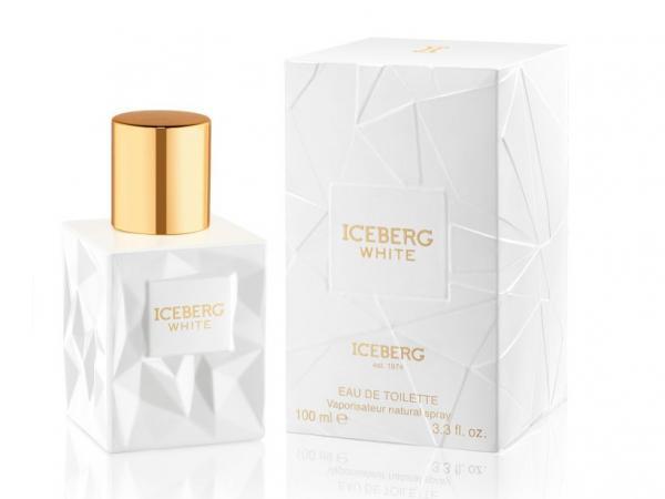 Perfymy Iceberg White
