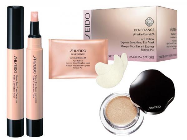 Shiseido, oczy, makijaz, pielęgnacja