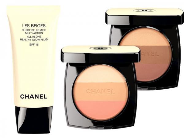 Les Beiges Chanel 2014