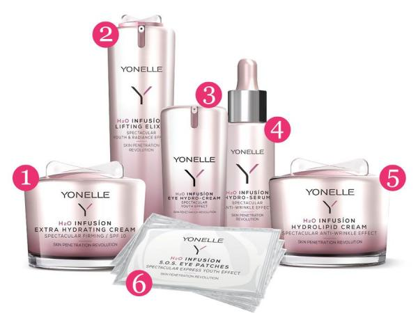 Yonelle, H2O Infusion