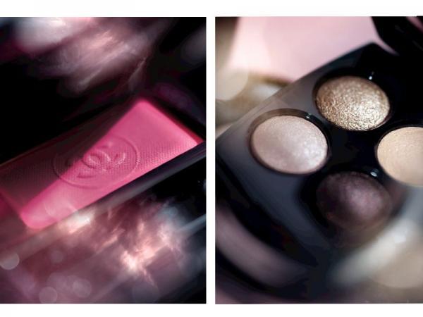 Chanel jesień 2014 makijaż