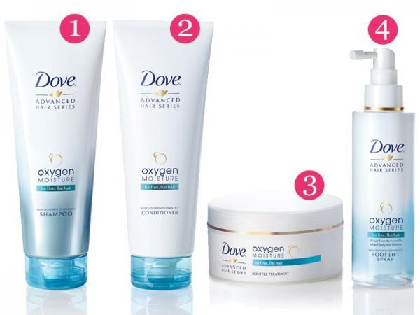 Dove szampon odżywka