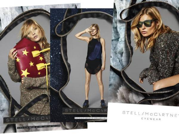 Kate Moss dla Stella McCartney