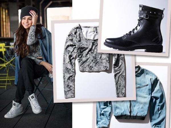 Selena Gomez - adidas Originals