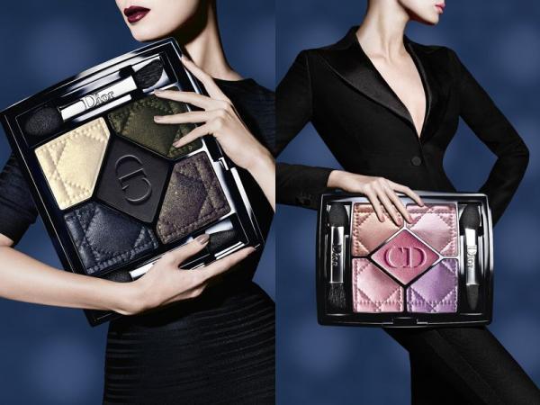 Dior - paleta cieni na jesień 2014