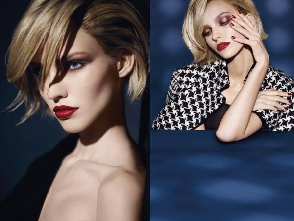 Dior makijaż na jesień 2014