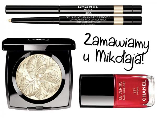 Kolekcja świąteczna 2014 - Chanel