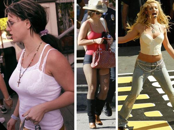 moda lat 2000