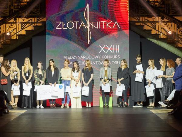 Złota Nitka - laureaci