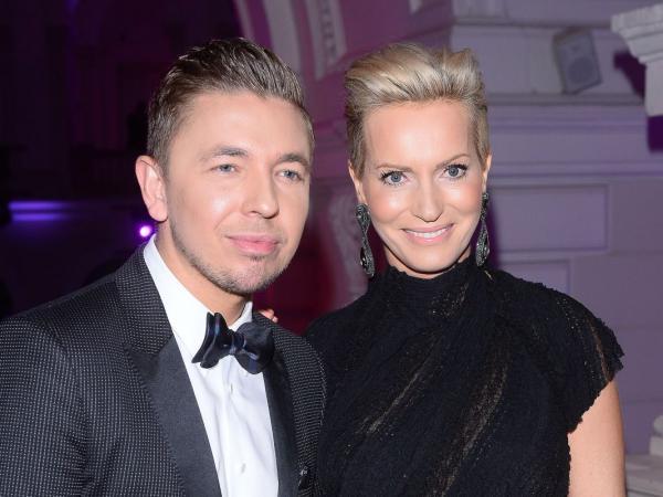 Łukasz Jemioł i Paulina Smaszcz