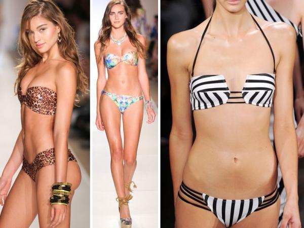 c1b0f0c5fbe211 Stroje kąpielowe 2015 - Trendy wiosna-lato 2015 - Bikini - Trendy ...