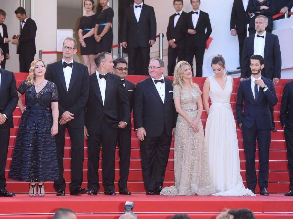 Inside Out - premiera w Cannes