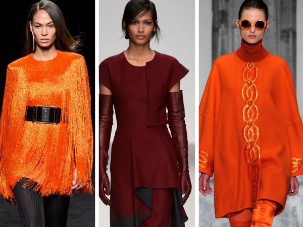 modne kolory jesień 2015