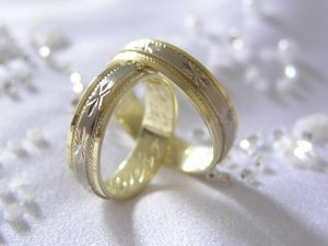 Jakie obrączki ślubne są najmodniejsze?