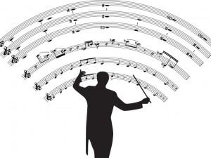 Słyszę muzykę – jak powinien to zinterpretować?