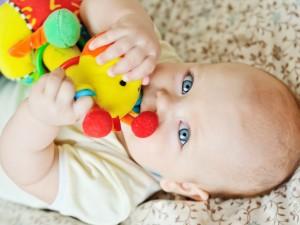 Co robić, gdy dziecko się nadmiernie się ślini?
