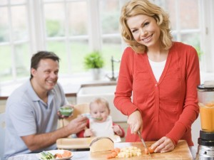 Jak zdrowo gotować dla niemowlaka