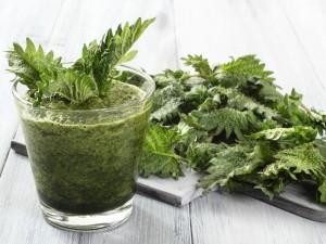 Jak zrobić wzmacniający i dodający energii sok z pokrzywy?