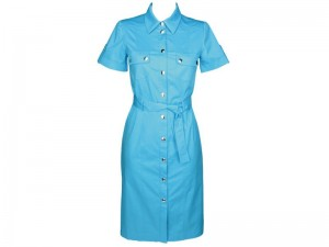 Szmizjerka - moda sukienka z męskiej koszuli