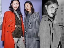 Modne płaszcze na jesień i zime