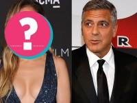 George Clooney - jak całuje