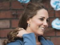 Księżna Kate w ciąży - ma siwe włosy