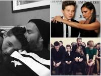 Beckham - rodzinne zdjęcia