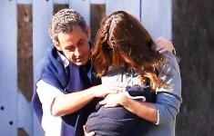 Carla Bruni-Sarkozy i Nicolas Sarkozy